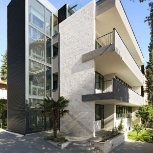 Obiteljska kuća Meštrovićevo šetalište, Split