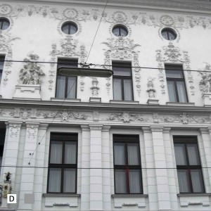 Reconstruction and adaptation of Otto Wagner's House for the Croatian Embassy, Vienna