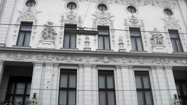 Rekonstrukcija i adaptacija kuće Otta Wagnera za potrebe Veleposlanstva RH, Beč