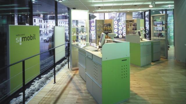 Si. Mobil prodajno mjesto Maribor